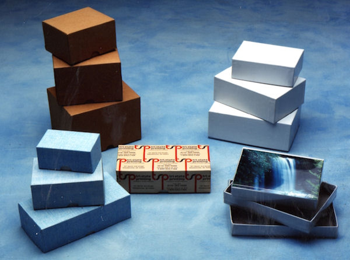 Stock boxes and Packages Duerr Packaging - proper packaging pays ...