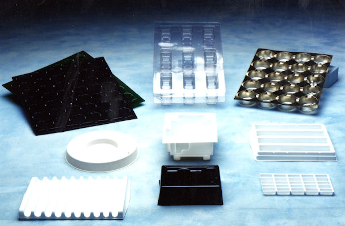 Thermoformed Plastics For Protection & Convenience